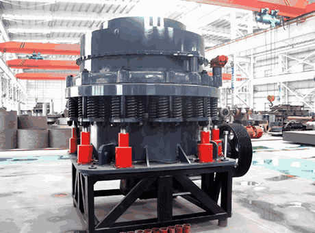 Photo Of Foot India Cone Crusher