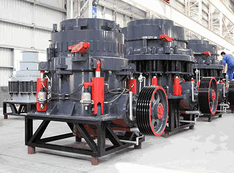 India Type Cone Crusher