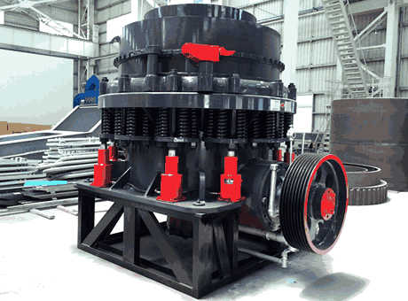 Cost Of Cone Crusher In India