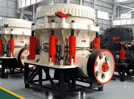 Bare Cone Crusher For Sale