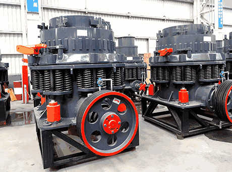 Allis Chalmers Cone Crusher Size