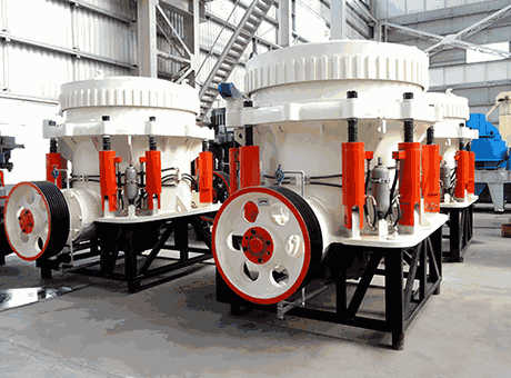 200tph Hydraulic Cone Crusher Assembly Details