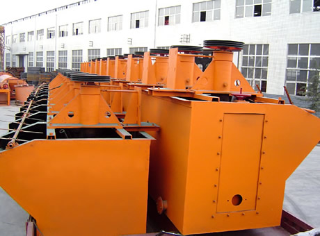 China High Quality Ore Concentrator Flotation Cell For