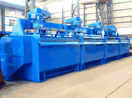 Flotation Machine  Mining Project Knowloadge