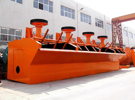 Top Quality Gold Mining Flotation Machine With Low Price