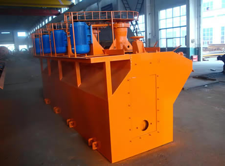 Sf Flotation Cell Manufacturer
