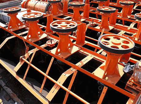 China Best Flotation Machine Widely Used In Mining Machinery