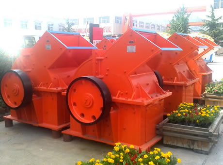 Hammer Sand Crusher Machine In Indonesia