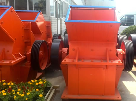 Design Of Hammer Crushers For Crushing Of Li Ne And Dolomite
