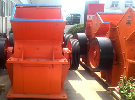 Gold Mining Hammer Mill Crusher Crushing Gold Ore To