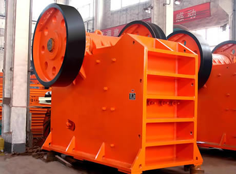 Small Scale Used Mining Jaw Crusher Machine