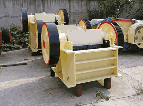 Stone Jaw Crushers For Barite Crushing Plant
