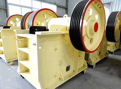 Jaw Crusher Jaqes