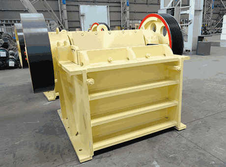 Cement Lst Crusher