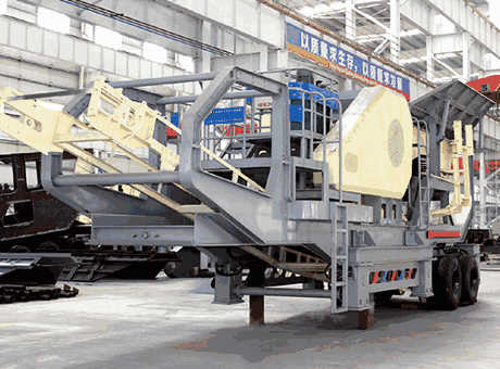 Mobile Iron Ore Jaw Crusher Price In India  Aoligei Heavy