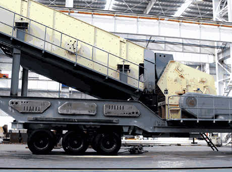 Portable Jaw Crusher  Terex Mps