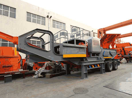 Fully Mobile Crusher Crawler  Mediplus Machinery