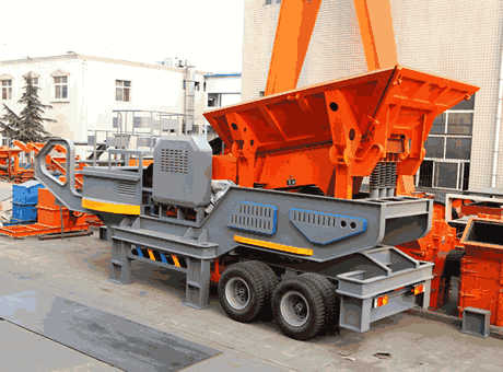Mobile Iron Ore Impact Crusher Manufacturer In India