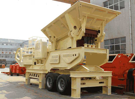 Thyssenkrupp Robins  Products  Mobile Crushing Plants