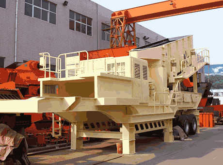 Small Portable Rock Crusher Plant