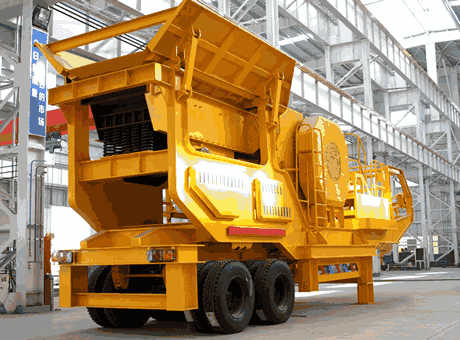 Mobile Stone Crusher From Germany