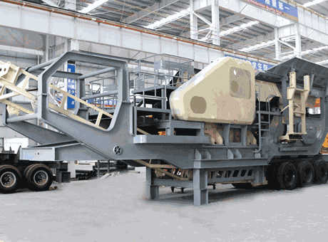 K3 Series Portable Crushing Plantsbm Industrial