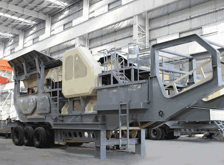 Iron Ore Mobile Crusher Pune India