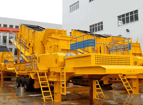 Mobile Stone Crusher Plant Price India