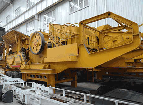 South Africa Second Hand Mobile Stone Crusher