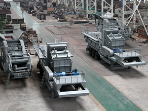 Rare Earth Ore Beneficiation Equipment In China