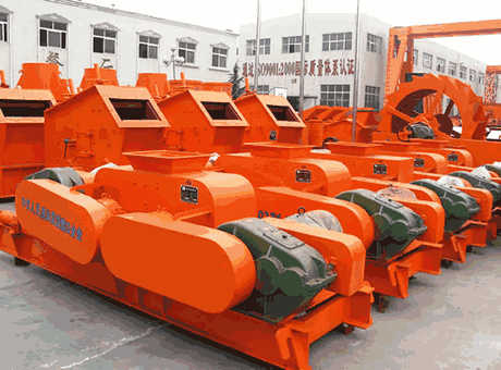 Double Roll Crusher  Mcnally Sayaji