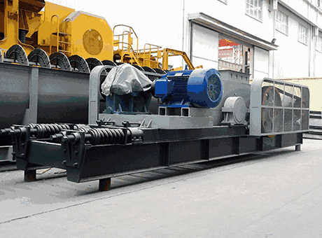 China High Capacity Twin Shaft Mineral Sizer Tooth Roller