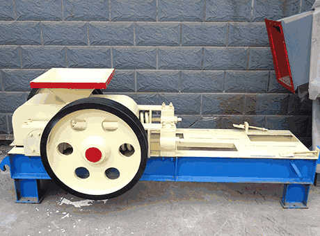 Double Roller Crusher  Large Capacity Double Roller