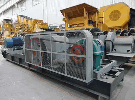 China Industrial Roll Crusher Construction Equipment