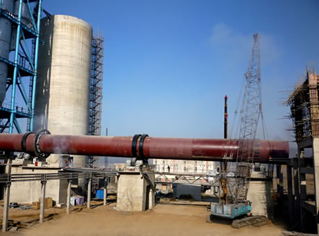 Rotary Kiln Maintenance  Mineral Processing  Metallurgy