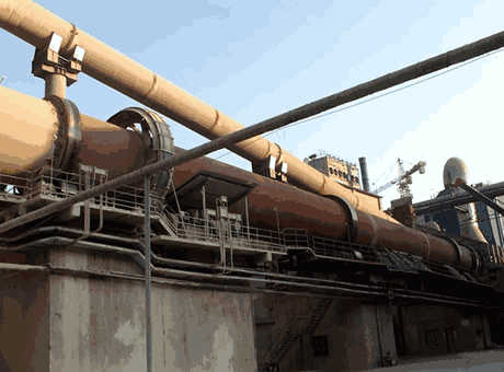 Rotary Lime Kiln Operation  Mineral Processing  Metallurgy