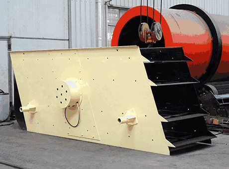 Vibrating Screen Mounted Rock Breaker