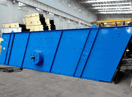 20 Ton Vibrating Screen
